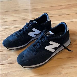 New Balance sneakers size 8.